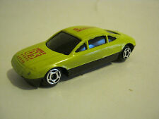 "Light Green Toy Car #5, unknown brand or make, 2 1/2"" (EB18-14)"