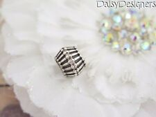 Authentic PANDORA Sterling Silver CLEAR SHOW STOPPER Charm 790545CZ RETIRED