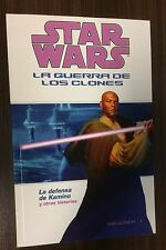 STAR WARS The Clone Wars Volume 1 -- SPANISH EDITION -- Dark Horse -- OOP