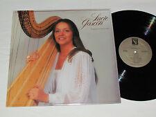 LUCIE GASCON Toujours Le Meme Reve LP 1983 Dorette Records Canada HARP MUSIC VG