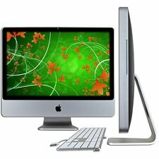 "Apple Imac 24"" 2.93GHz/8GB/640GB Final Cut Pro X/Logic X/CS6/Office-el capitán"
