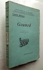 1944 MUSIQUE FRANCAISE DE PIANO CORTOT PARTITION LIVRE BOOK SATIE STRAWINSKY....