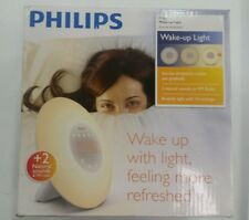 Philips HF3506 Wake-Up Light Silver *Open Box*