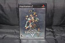 Kingdom Hearts II (Sony PlayStation 2, PS2) New Sealed Black Label