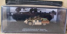 "DIE CAST TANK "" CAMIONETTA DESERTICA AS 42 TUNISIA - 1943 "" BLINDATI 040 1/72"