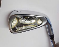 TaylorMade R7 TP 6 Iron True Temper S300 Steel Shaft Golf Pride