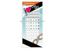 SALLY HANSEN I Heart Nail Art #610 GEM KIT Pearls+Gems+Rhinestones STICKERS New