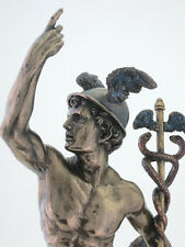 Flying Greek Mercury Hermes Statue by Giovanni da Bologna Messenger God #3141