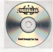 (GO167) Freefaller, Good Enough For You - DJ CD