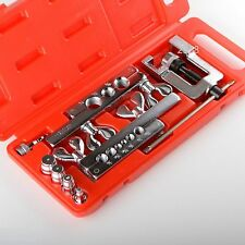 New 14-PC. FLARING TOOL KIT Water Gas Line Automotive Plumbing
