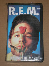 R.E.M. - BEHIND THE MASK - VIDEOCASSETTA VHS SIGILLATA (SEALED)