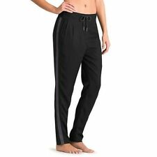 Athleta Globe-Trotting Lightweight Tencel Lounge Workout Pant Black Size 6