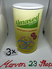 3 x Almased  lose weight  diet  instant powder from Germany