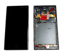 NOKIA LUMIA 830 COMPLETE LCD DIGITIZER TOUCH DISPLAY & FRAME BLACK