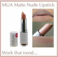 MUA MAKE UP (MATTE LIPSTICK TOTALLY NUDE ) NEW LOOK FOR SUMMER!!!