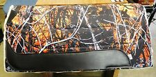 New Abetta Western Saddle Pad #12238WF Blanket Wildfire Camouflage Horse Tack