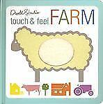Touch and Feel Farm by Dwell Studio Staff (2009, Board Book)