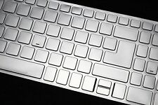 TPU Clear Keyboard Protector Cover For Acer Aspire T5000 E15-257 , TMP257 TMP277