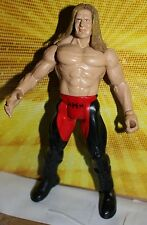 WWE HHH Titan Tron Live Wrestling Action Figure Jakks Pacific Triple H WWF Red