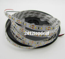 5M Super bright 3014 SMD 1020 LED Strip non-Waterproof 12V 204leds/M Warm white