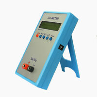 LC200A Inductance Inductor Capacitance Capacitor L/C Multimeter Meter Tester