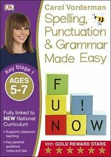 Made Easy Spelling, Punctuation and Grammar - KS1 (English Made Easy)