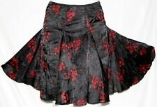 S SiZe 5 BOHO TRIBAL ASIAN GOTH VAMPIRE LOLITA GOTHIC STEAMPUNK EMO MINI SKIRT
