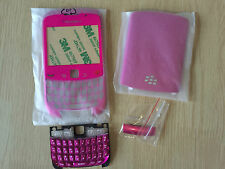 NEW - Blackberry Curve 9300 9330 Housing Fascia 5 PCS - Black/Green/Pink/White