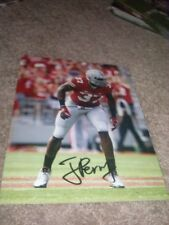 Joshua Perry Ohio State Signed 8x10 Photo NFL