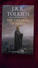 J.R.R Tolkien The Children of Hurin - 2007 UK First Edition Hardback