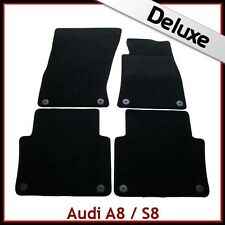 Audi A8 / S8 2011- Tailored LUXURY 1300g Car Mats