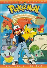 English Dub Pokemon Season 2 : Adventures on the Orange Island 1-36End DVD Anime