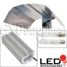 FLASH SALE! 400 Watt Ballast Hydroponic HID Grow Light MH & HPS Bulb & Reflector