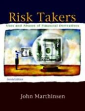 Risk Takers: Uses and Abuses of Financial Derivatives (2nd Edition)-ExLibrary