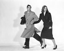 Hildegard Knef and Tyrone Power, Jr. UNSIGNED photo - H4542 - Diplomatic Courier