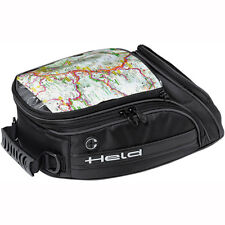 Motorcycle Held Tank Bag Case 6 Litre Velcro 4409 WP - 6 litre UK Seller