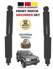FOR ISUZU TROOPER 1991-1998 3.1 3.2 FRONT LEFT+RIGHT SHOCK ABSORBER SHOCKERS SET