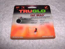 New Truglo Fat Bead Fiber-Optic Shotgun Sight - Red - 2.6mm - TG948CR