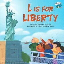 L Is for Liberty (Reading Railroad Books), Wendy Cheyette Lewison, Good Book