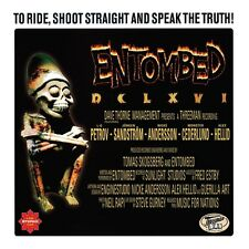 ENTOMBED - TO RIDE,SHOOT STRAIGHT AND SPEAK THE TRUTH 2 VINYL CLEAR LP NEW+