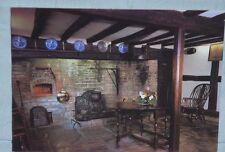 Vintage Postcard - The Kitchen, Anne Hathaway's Cottage, Stratford Upon Avon