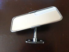 Land Rover Series 1 2 2a quality chrome interior screen rear view mirror 307906