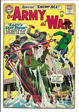 OUR ARMY at WAR # 153 (2nd app. ENEMY ACE, APR 1965), GD/VG
