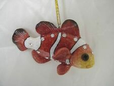 December Diamonds Clown Fish Aquatics Christmas Ornament New Finding Nemo
