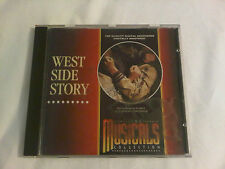 West Side Story The Musicals Collection CD