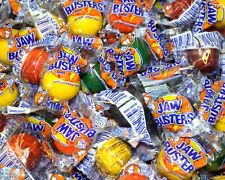 Jaw Busters Jawbreakers NINE POUNDS Bulk Indiv Wrapped Retro Candy FREE SHIPPING