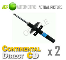 2 x CONTINENTAL DIRECT FRONT SHOCK ABSORBERS SHOCKERS STRUTS OE QUALITY GS3023F