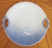 Bing & Grondahl Seagull Handled Cake Plate