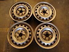 Mercedes-Benz Vito Viano W639 4x Stahlfelgen Original 16 Zoll  6x16 ET54 5x112