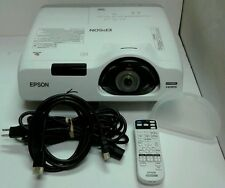 ***Epson PowerLite 525W LCD Projector - 720p - HDTV - Professional Projector***